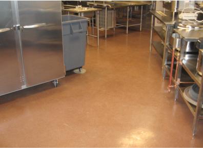 Elite Crete in a kitchen workspace