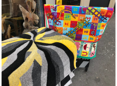 Patterned and childrens carpets available at Yorkshire Carpets